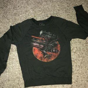 Vintage-Style Judas Priest Shirt